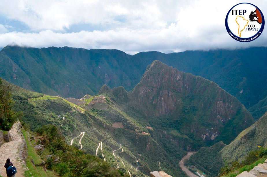 Camino Inca a Machu Picchu fourth day